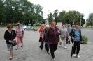 Wycieczka do Zamościa, Klubowicze w drodze do muzeum