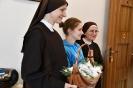 Soli Deo, spotkanie opłatkowe, s.Liliana, p. Iwona i s. Benedykta